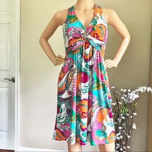 Laundry by design Colorful Dress Women's Size 4